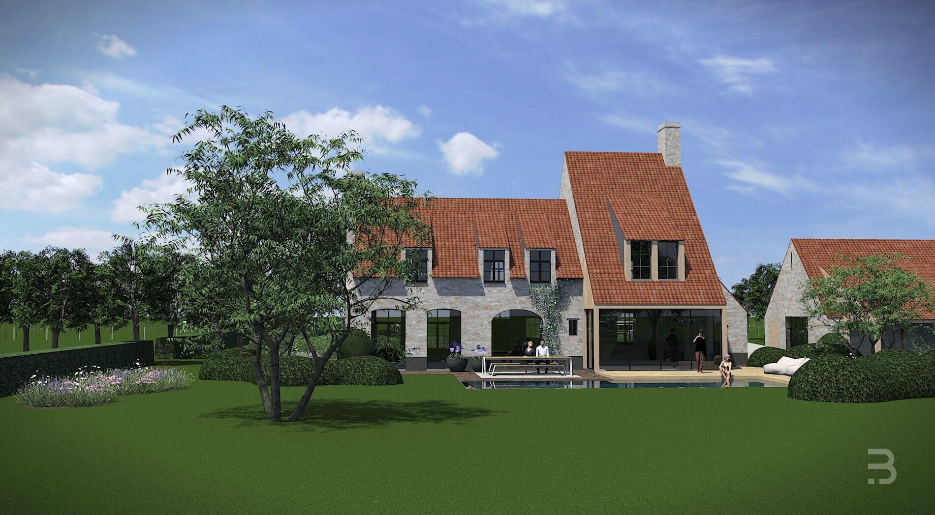 Afbeelding project Landschapstuin midden in de polders