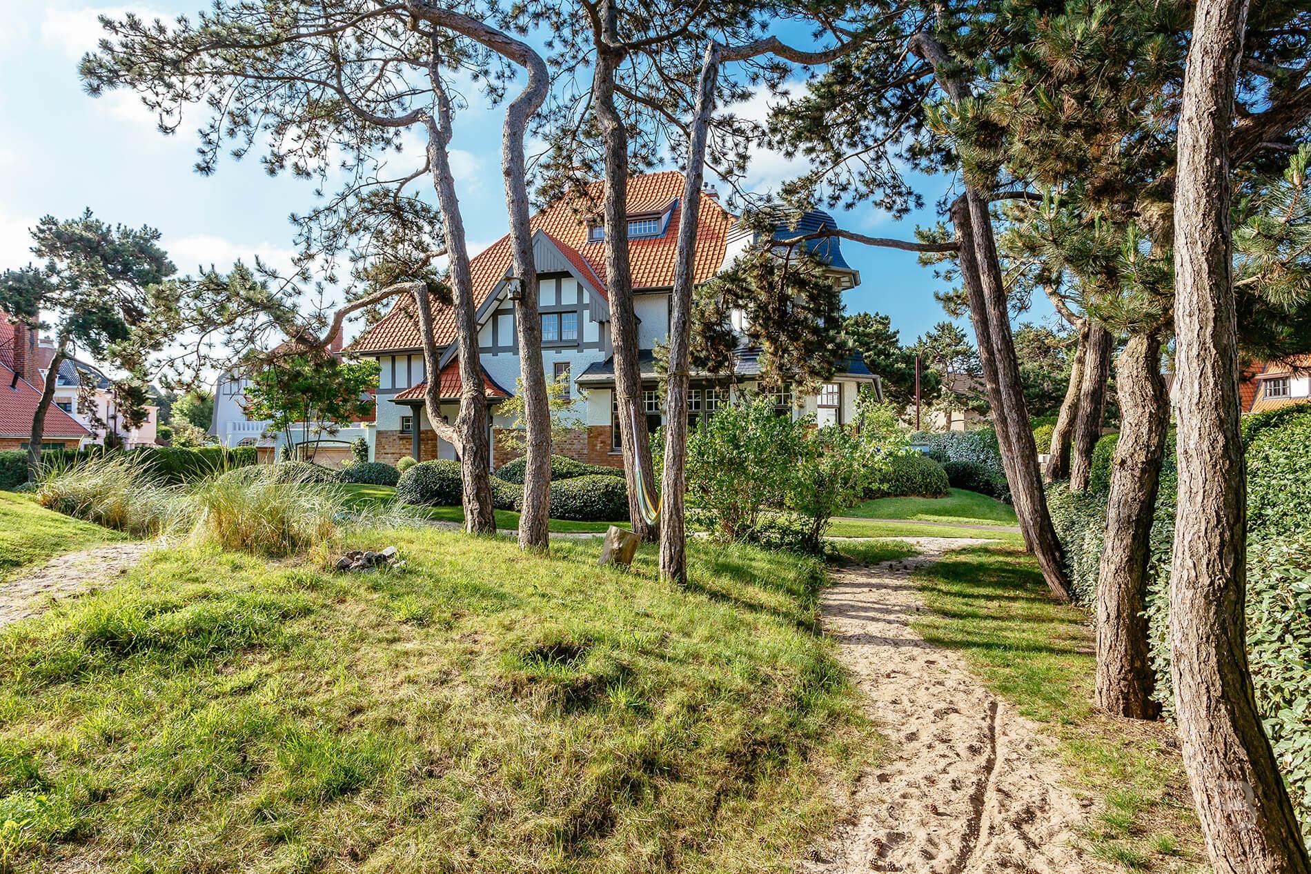 Afbeelding project Tijdloze tuin rond typische concessie woning