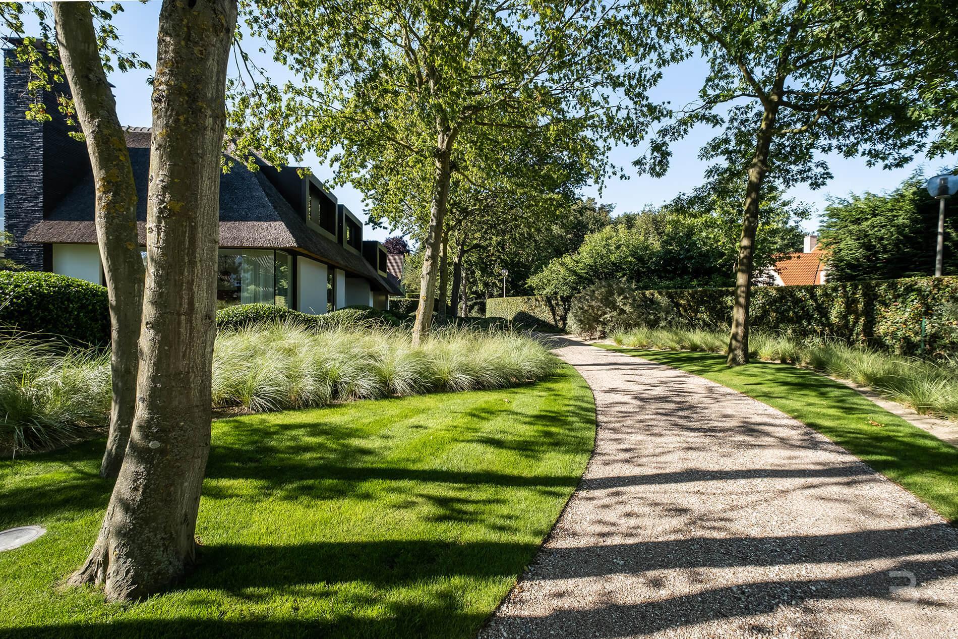 Afbeelding project Tuin bij architectenwoning