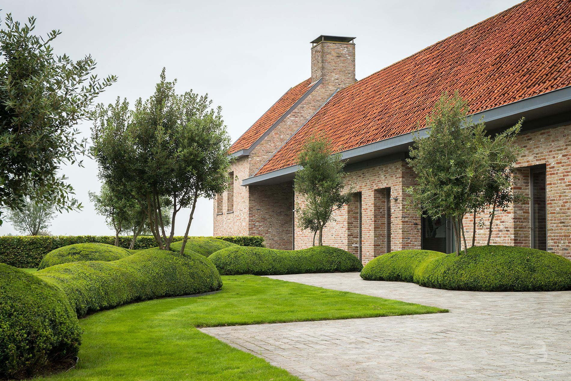 Afbeelding project Landschapstuin rond Zuienkerkse polder hoeve