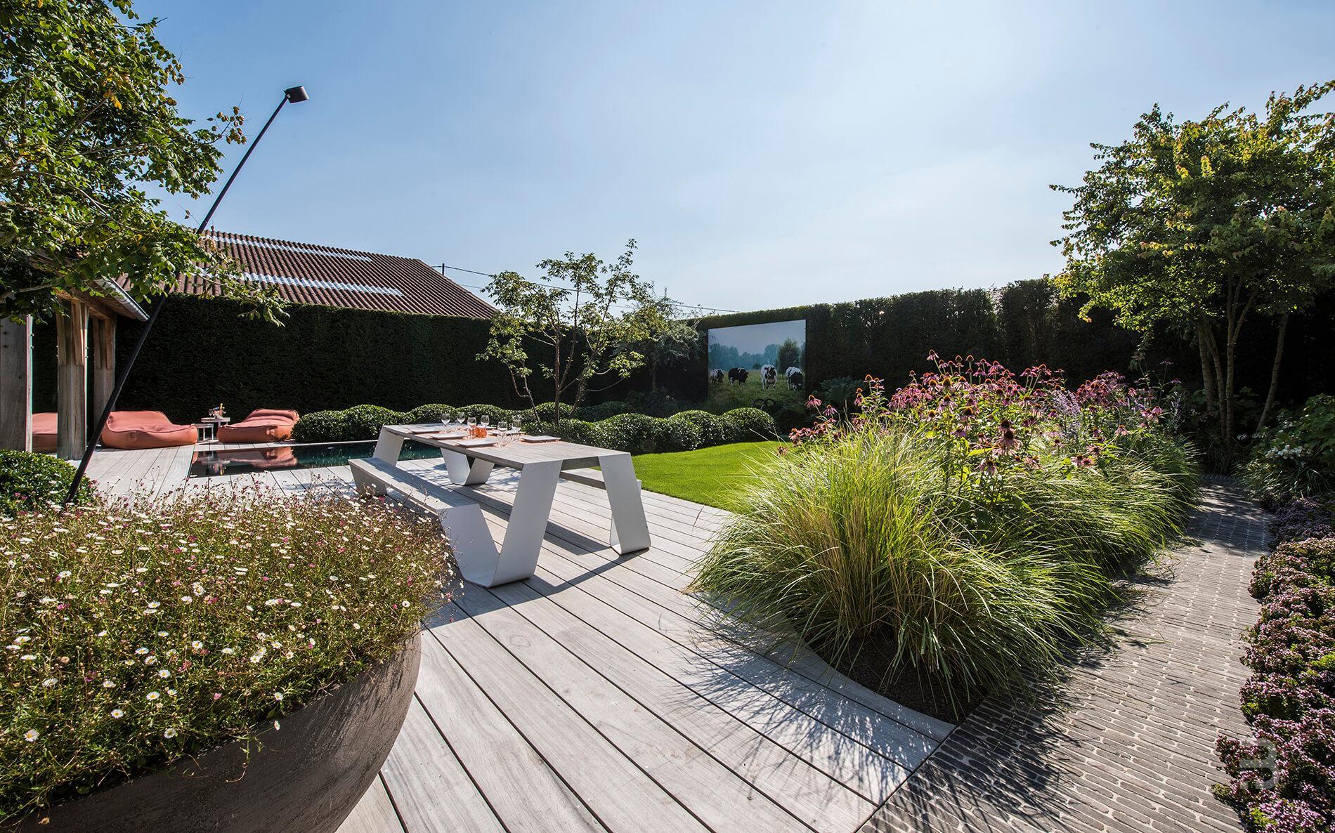 Afbeelding nieuwsitem Goud voor mooie binnentuin 2016 – 2017