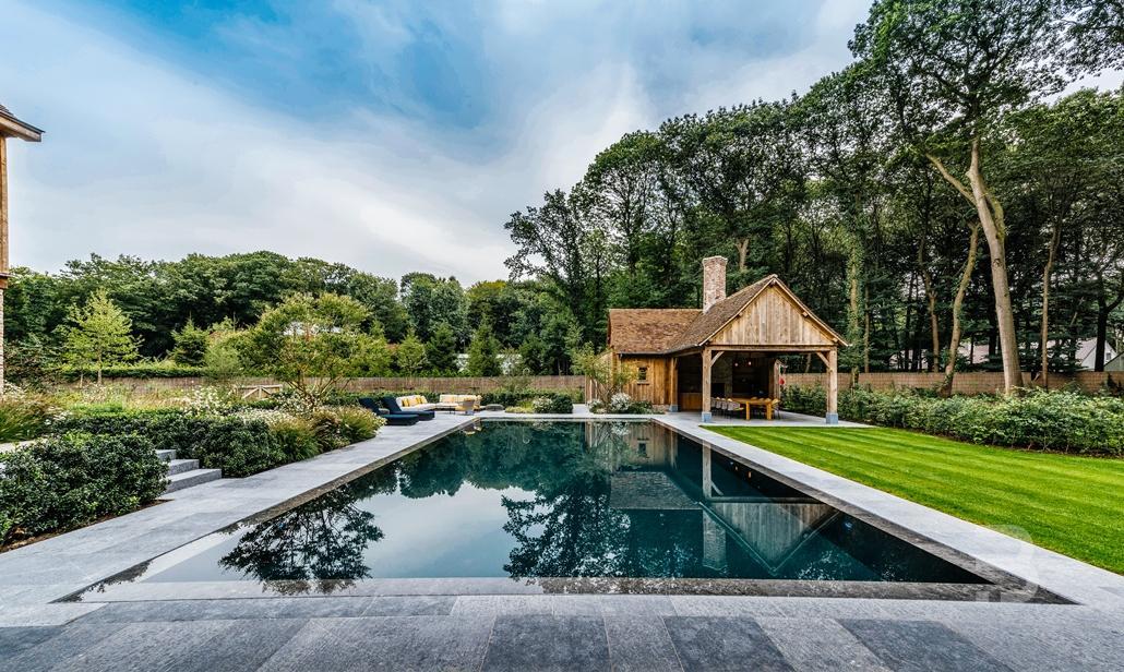 Afbeelding project Landschapstuin rond Engels Landhuis