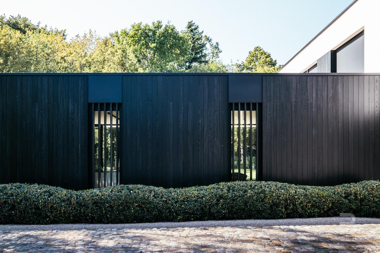 Afbeelding project Hedendaagse tuin met bosrand begheer