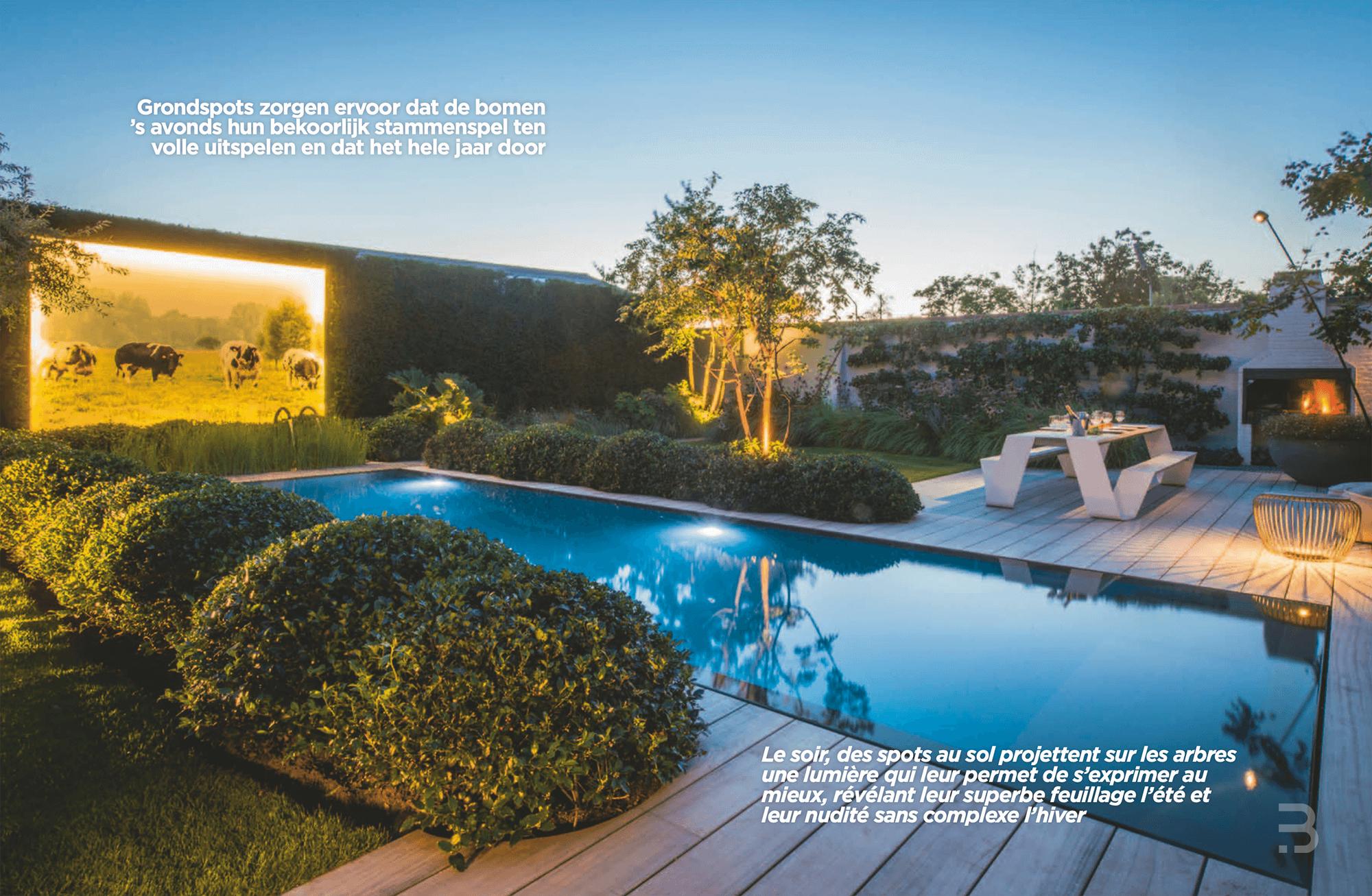 Afbeelding nieuwsitem Magazine 'Chic gardens' – De klokrond tuingenieten