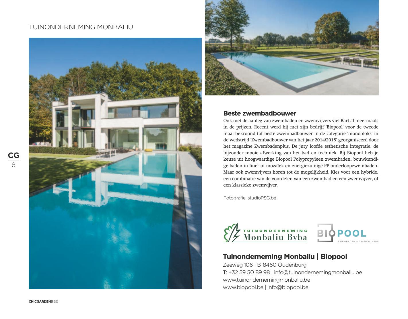 Afbeelding nieuwsitem Magazine 'Concept gardens' – bijlage regio West-Vlaanderen