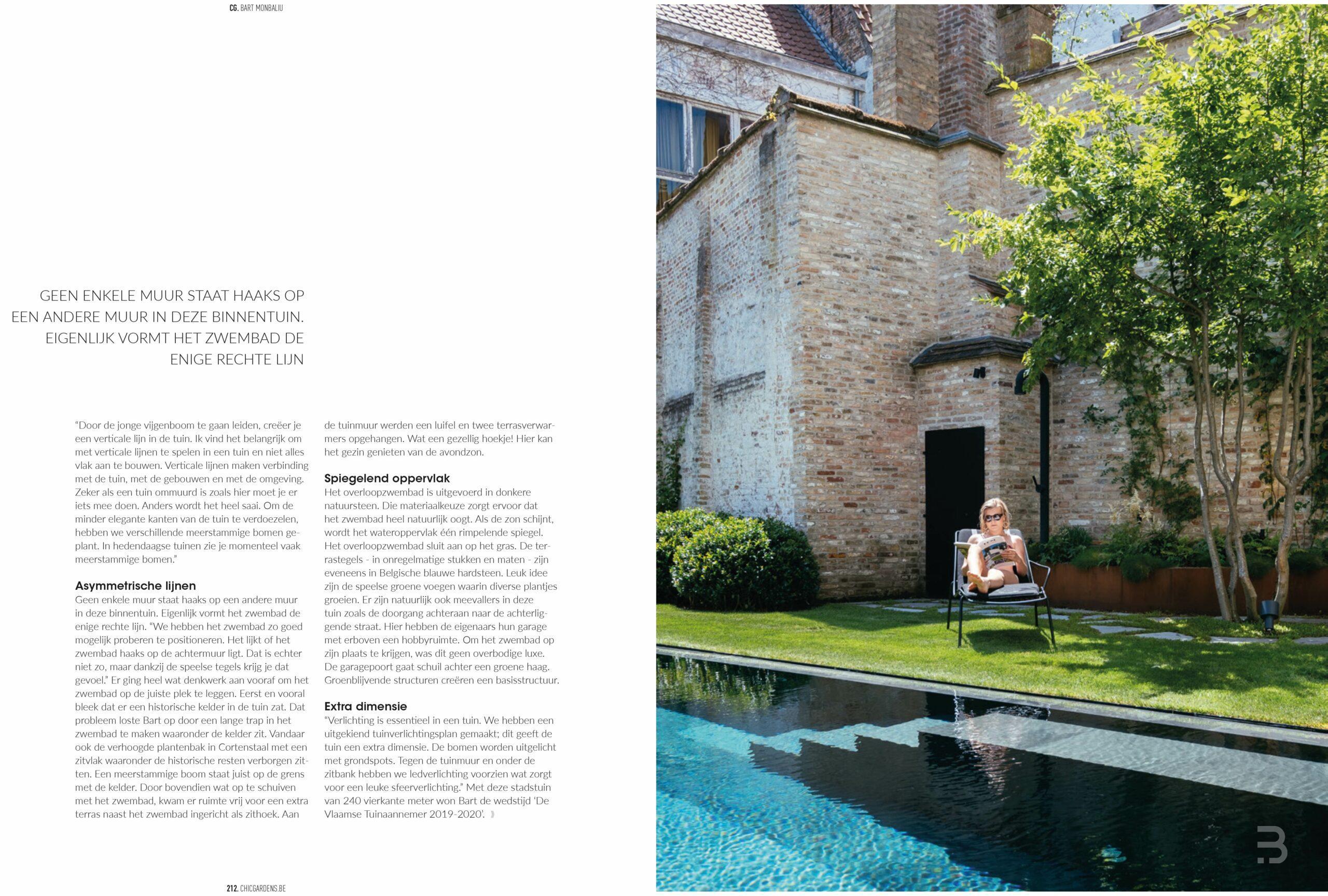 Afbeelding nieuwsitem Chic Gardens – Waar zijn we… in Toscane, Zuid-Frankrijk of ..?