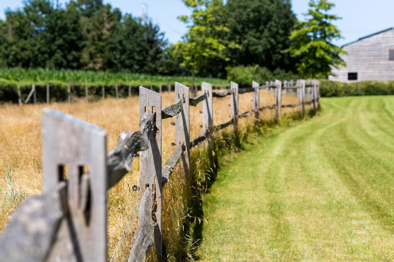 Afbeelding project Landelijke tuin bij herbouwde hoeve