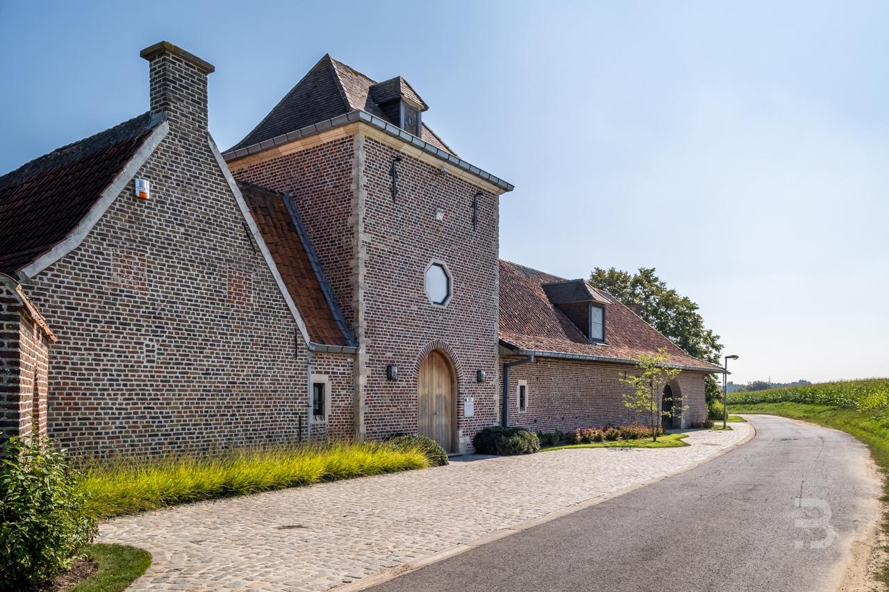 Afbeelding project Vierkantshoeve regio Kortrijk